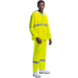 Contract Reflective Rain Suit (End of Range)