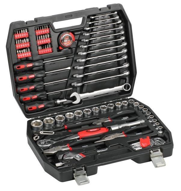 Stier 92 Piece Tool Set