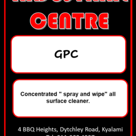 GPC – General Purpose Cleaner – 2 Litre