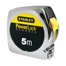 Stanley Power Lock Tape Measure