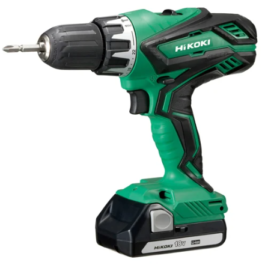 Hikoki CL Impact Drill 55NM 2×1.5AH BAT