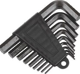 Mirage HEX Allen Key Set 2-10mm