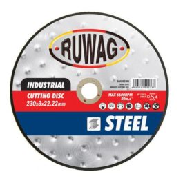Ruwag 5 disc value pack Stainless Steel Cutting Disc 115 x 1 x 22.23mm