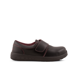 Rebel Zari Velcro Strap Safety Shoe
